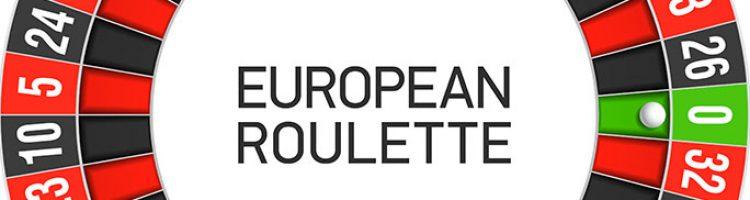 ruleta casino europeană